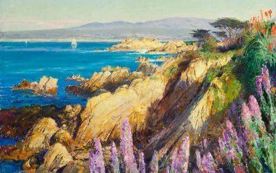 Monterey from Afar