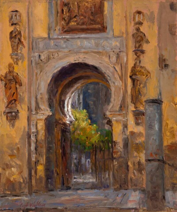 Door of Forgiveness, Seville Cathedral