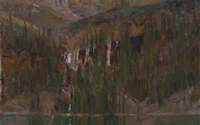 Seven Sisters Falls, Lake O'Hara
