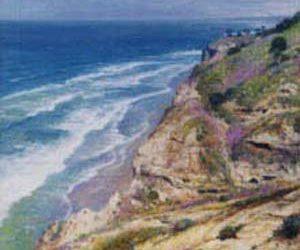 La Jolla: Above Black Beach