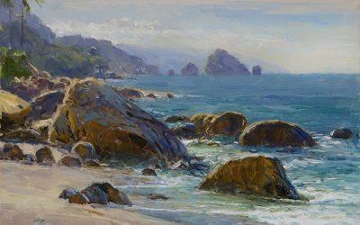 Rocky Shores Sea of Cortez