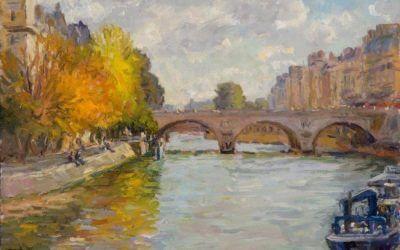 Quai Malaquirs Paris