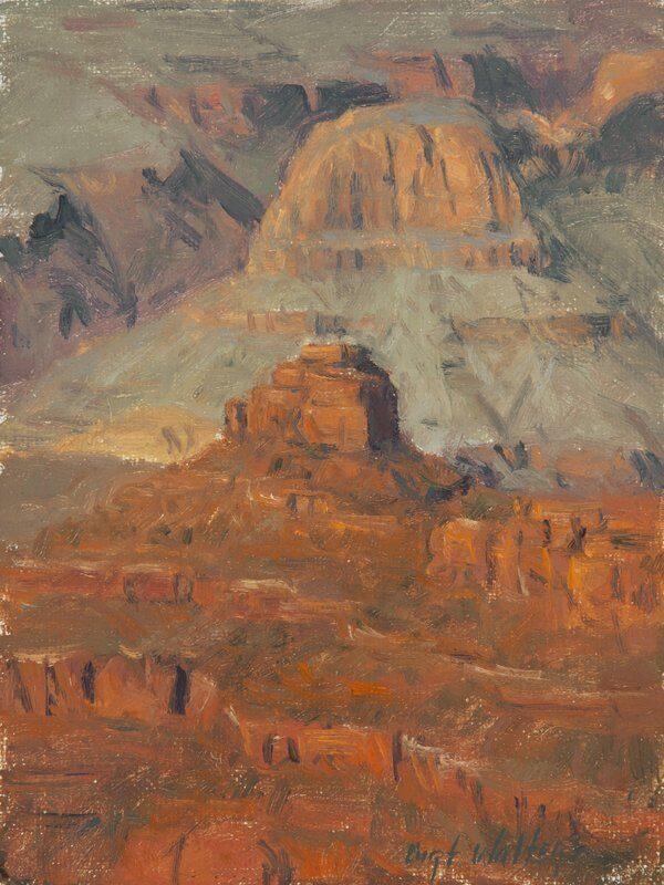 Shift of Light – Pipe Springs Overlook