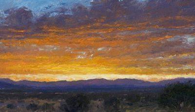 Sunset Over Mingus