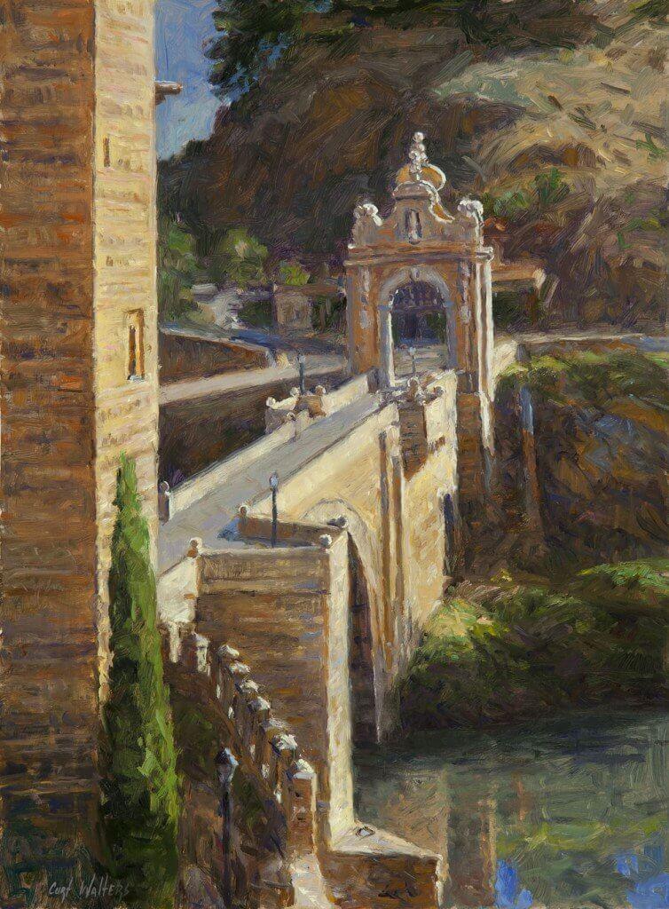 Puente de Alcantara Toledo