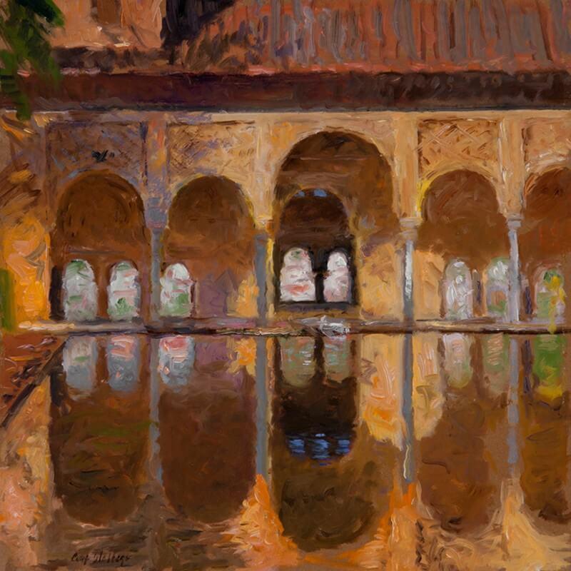 Torre de las Damas, The Alhambra