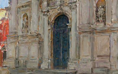 Facade of San Stae