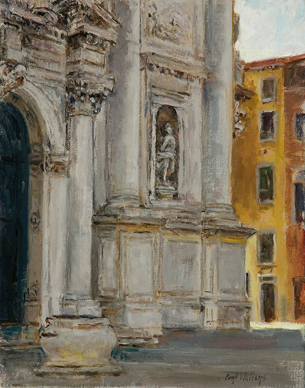 In the Shade of San Stae