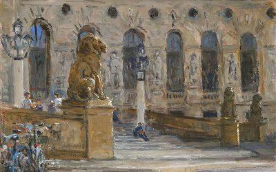 Neue Burg Lions