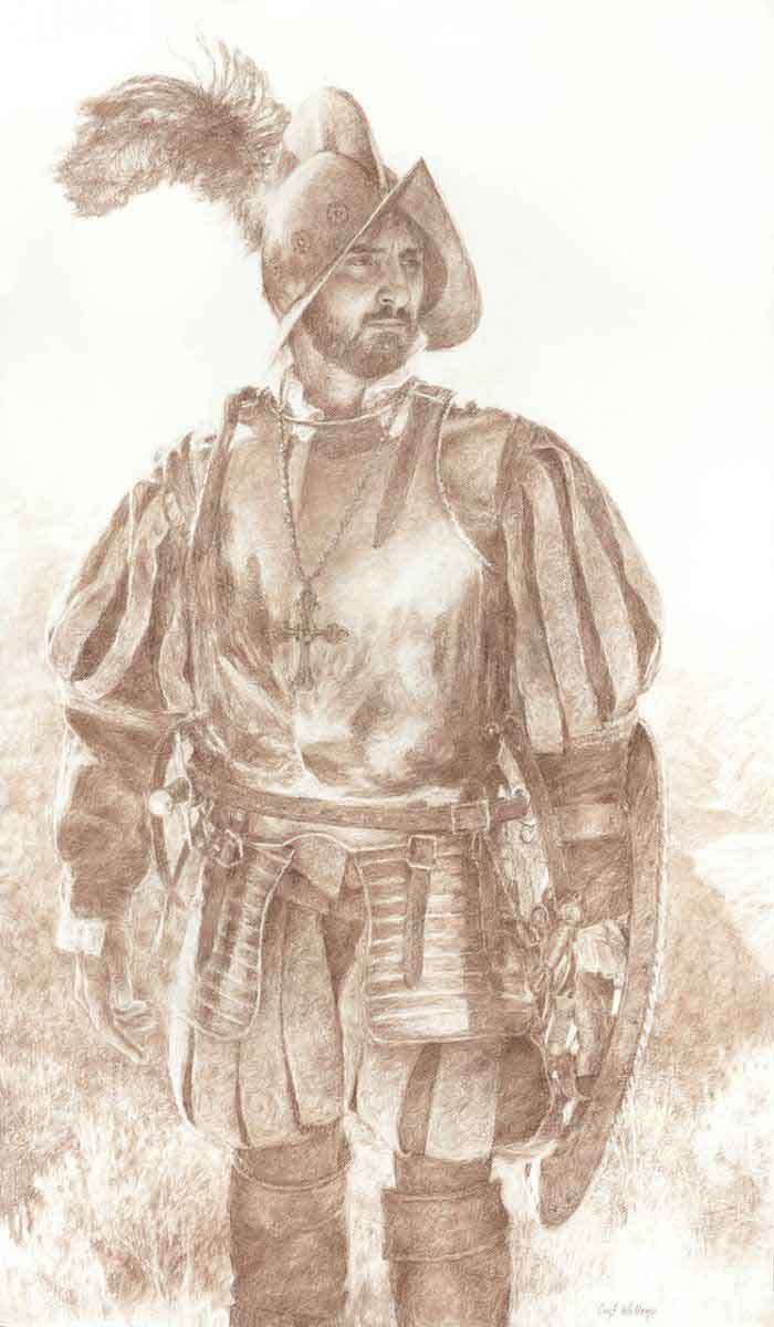 Garcia Lopez de Cardenas: September 1540