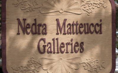 Nedra Matteucci at Forbes Gallery