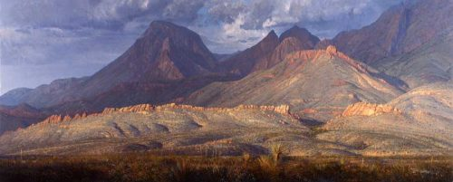 Chisos Mountains, Big Bend