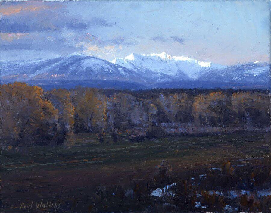 La Plata Mountains