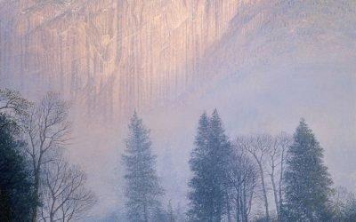 Mist on the Merced
