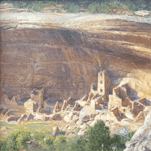 Square Tower House: Mesa Verde