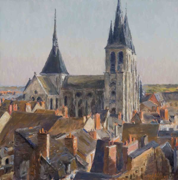 Rooftops of Blois