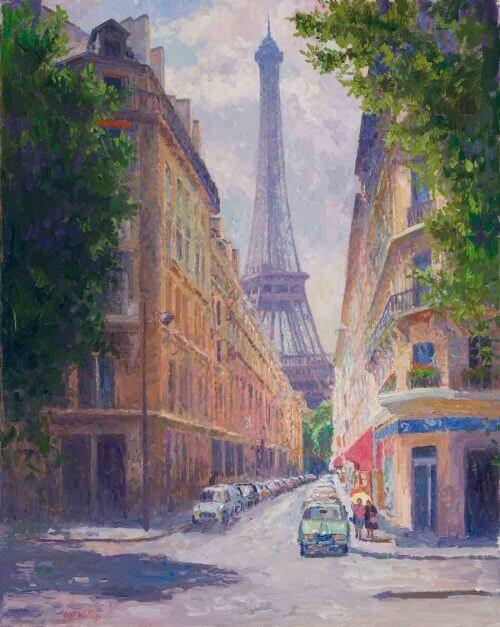 Rue de Monttessuy