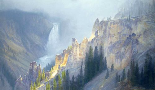 Yellowstone Awakening