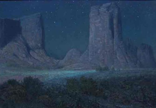 Anasazi Nocturne