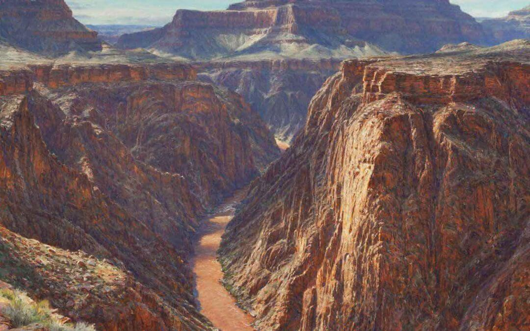 A Chasm of Sublime: Plateau Point